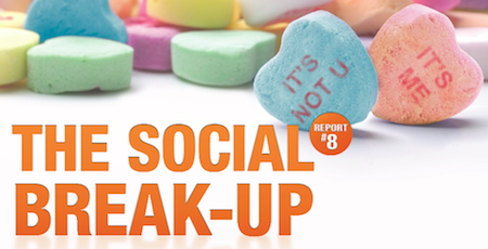 CoTweet's report The Social Breakup
