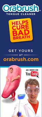 Orabrush logo