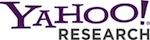 Yahoo Research logo