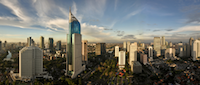 Jakarta, Indonesia - 2nd Largest Facebook Market in World