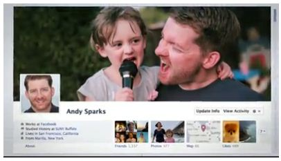 What does Facebook's new Timeline mean for brands?