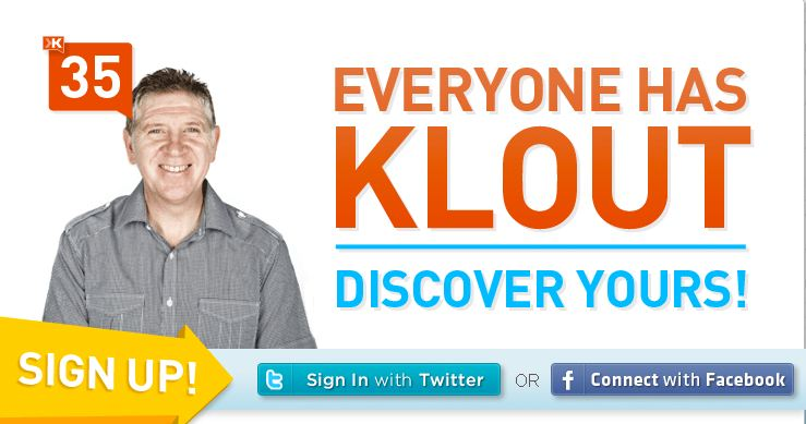 Everyone has Klout - and now that includes your whole family