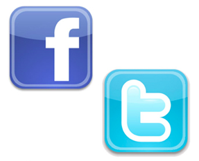 facebook twitter symbols influence online buying decisions the