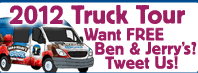 Ben & Jerry's 2012 Truck Tour integrates social media
