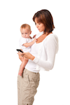 Moms: 75% More Likely to Trust Info From Brands on Social Sites