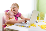 82% of US Moms Are On Social Networks