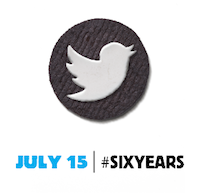 Oreo Daily Twist - Twitter's Sixth Birthday