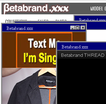 Betabrand.xxx was the winning app developed at Betabrand's brand hack event