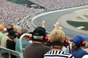 Mobile App Voting Lets NASCAR Fans Choose Race Elements