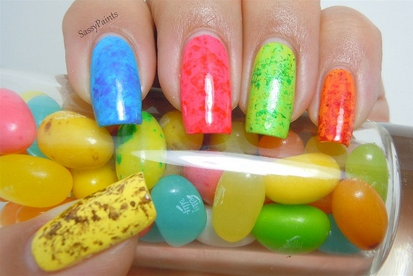 Best of Nail Art Gallery on Pinterest