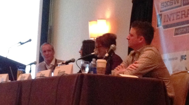 Jure Klepic, Ekaterina Walters, Debra Kaye and Matt Hixson talk influence marketing at SXSW 2013.