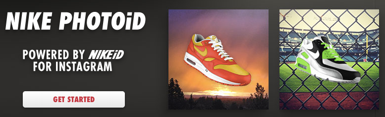 Nike PHOTOiD Instagram campaign