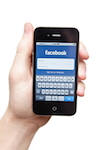 Majority of Facebook revenue now comes from mobile