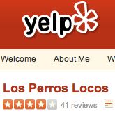Managing Your Brand on Yelp: Los Perros Locos
