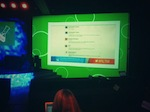 tweet stream at #RLTM Realtime Marketing Lab, powered by Feedlytics
