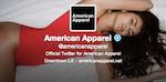 American Apparel Twitter