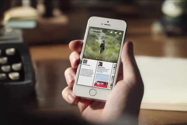Facebook Launches mobile app Paper