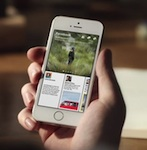 Facebook launches news-reading app Paper