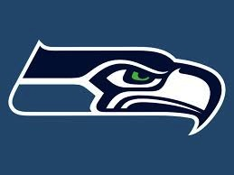 Seahawks logo - examining Super Bowl social media chatter