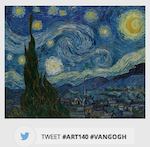 #Art140 #VanGogh