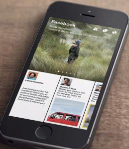 Facebook Updates Paper App