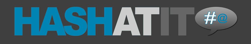 #HashAtIt.com logo