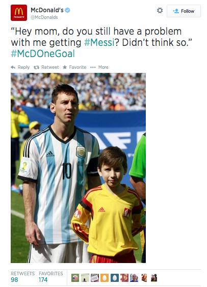 2014 World Cup: Social Media Campaign Round-Up