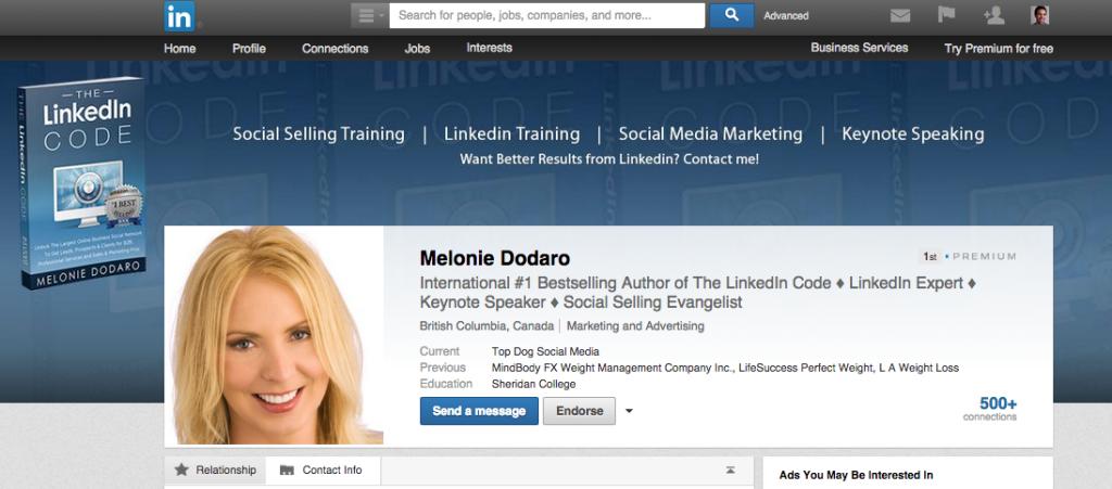 LinkedIn 1