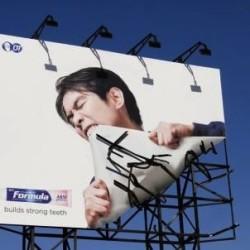 formula-stong-teeth-funny-billboard