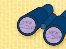 marketing tips for finding new clients