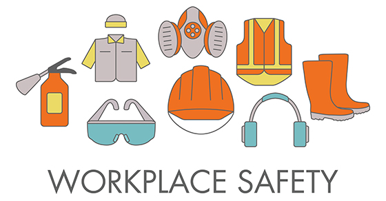 fatal four  the four most common causes of fatal workplace injuries